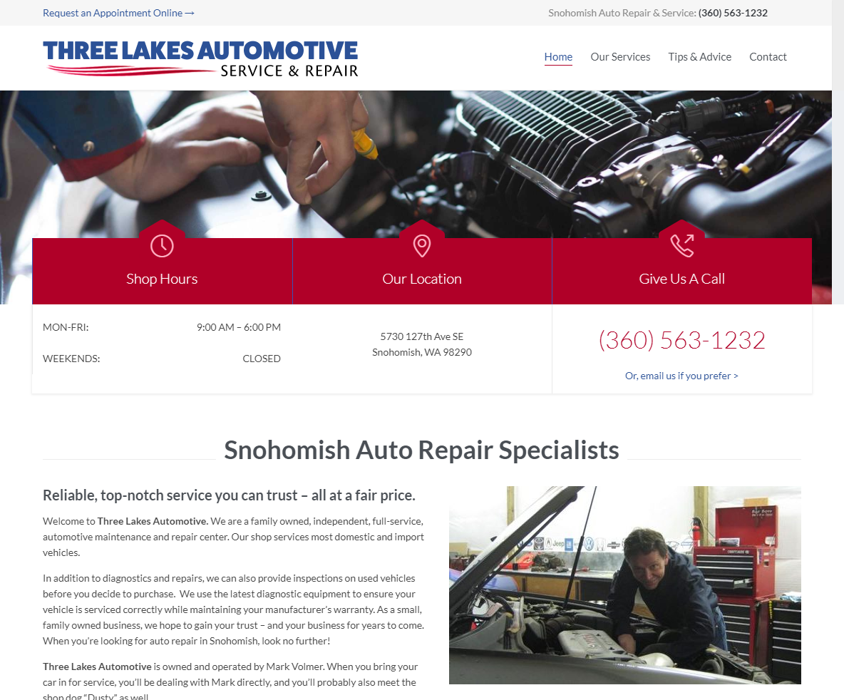 Three Lakes Automotive