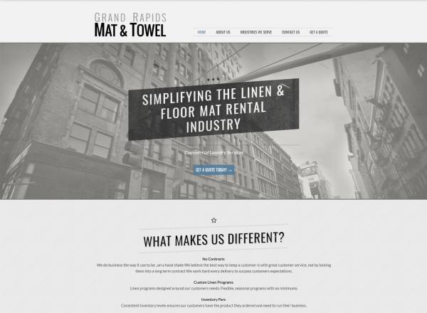 Grand Rapids Mat & Towel