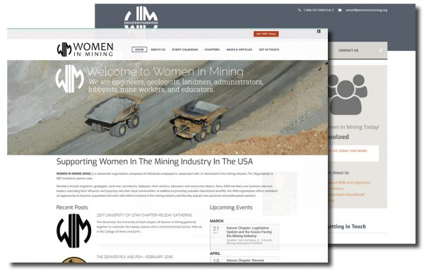 Women In Mining - Supporting Women In Mining in the USA