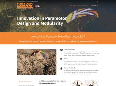 Kangook Team Paramotors - USA
