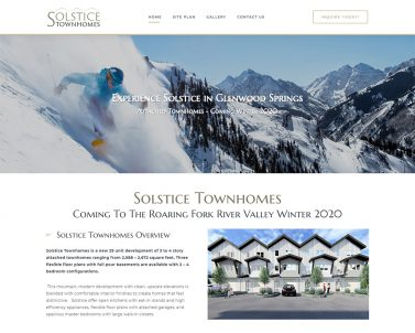 Solstice Townhomes